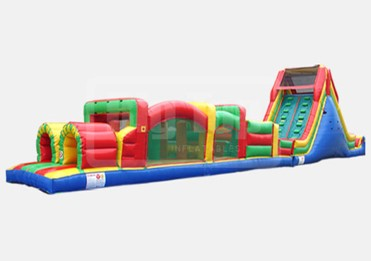 76ft Super Obstacle Course